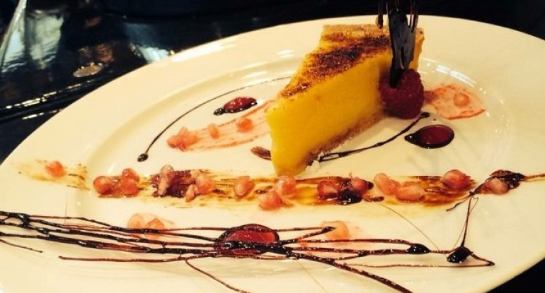 Classic Lemon Tart Recipe by Chef Benjamin Patterson